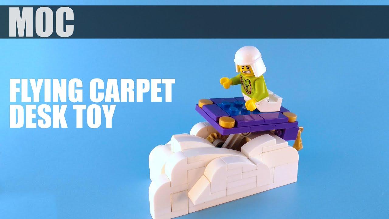 Lego Flying Carpet Desk Toy | MOC Showcase