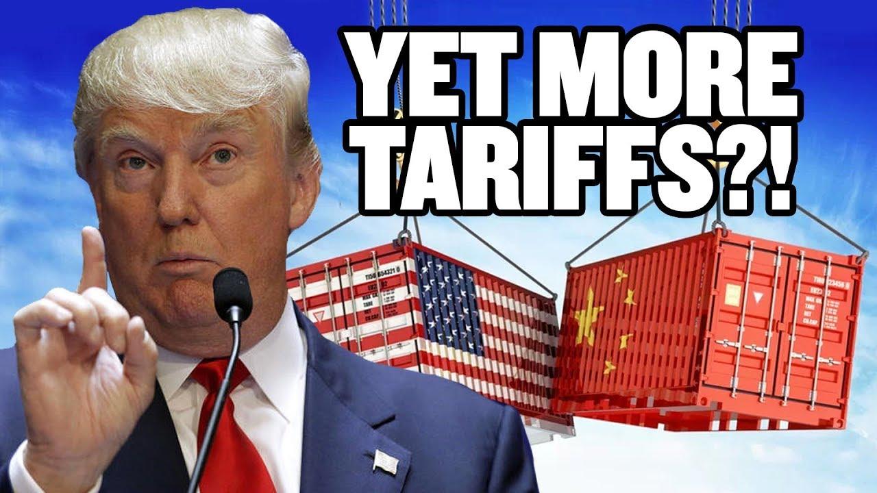 Trump Wants to Add MORE Tariffs: US-China Trade War thumbnail
