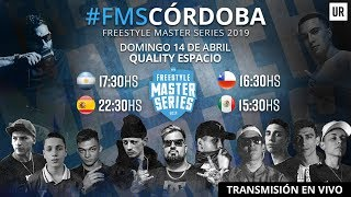 FMS ARGENTINA - Jornada 1 #FMSCordoba Temporada 2019