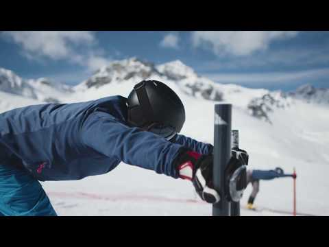 How To: Snowboard Parallel Giant Slalom // Nevin Galmarini + Dario Caviezel