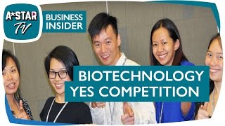 Biotechnology YES Competition Singapore – Interview with Winning Team Epitome