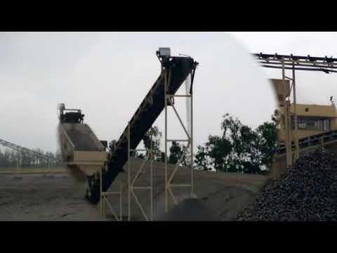 14 Trituradora de impacto de eje vertical móvil