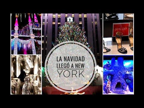 La Navidad llegó a New York !! 🎄 | Black Friday Loco ! || Blanca Mora