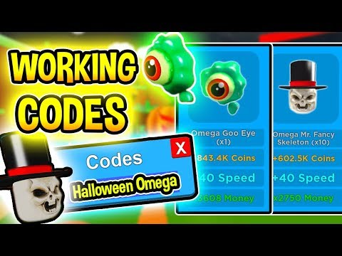 ALL NEW MAGNET SIMULATOR CODES - New Halloween Event Update (Part 1) | Roblox