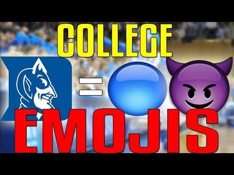 mp4 College Emoji, download College Emoji video klip College Emoji