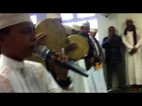 Nampenda mtume - Mowlid Arrahman mosque 25/2014