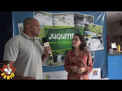 Secretária do Meio Ambiente Karol na Reunião Ambiental no Bairro do Soares