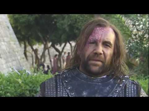 Rory McCann on Sandor and Sansa