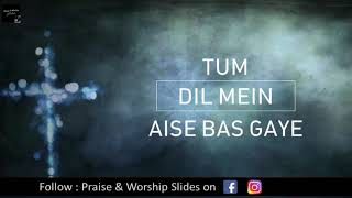 Dil Mein Jaan Mein by Amit Kamble   Hindi Christian Song