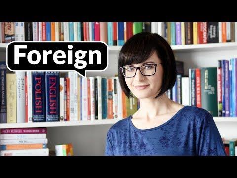 Foreign – jak to się czyta? | Po Cudzemu #98
