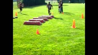 MOUNT VERNON ANNUAL FOOTBALL CAMP