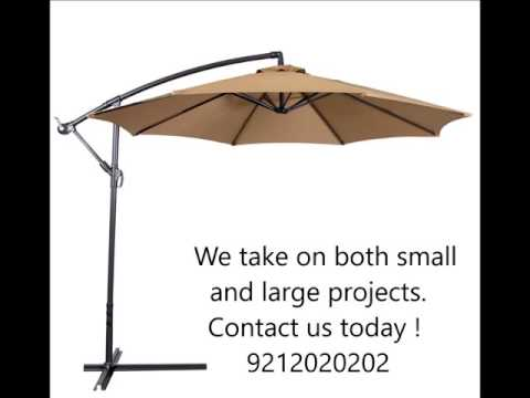 Video Specialized In Large Garden Umbrellas, Promotional Umbrellas, Sun Garden Umbrellas,Marketing,Display
