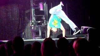 """SYTYCD - Tadd's Solo to """"Jump Jive an' Wail"""" (Prudential Center)"""