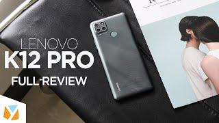 Lenovo K12 Pro Review