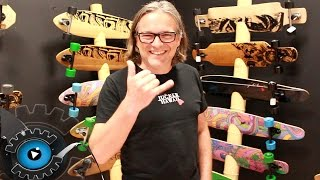 Jucker Hawaii Longboard Shop besuch + Einblick in die neuen Tricks für Anfänger
