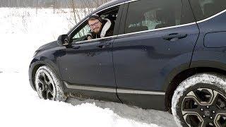 Honda CR-V - любовь с первого взгляда!