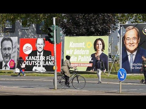 Γερμανία: Ξεκίνησαν οι διαπραγματεύσεις για σχηματισμό κυβέρνησης…