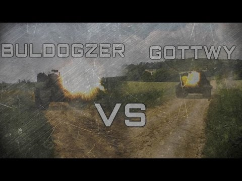 Gottwy vs Buldogzer (WOT in real life)