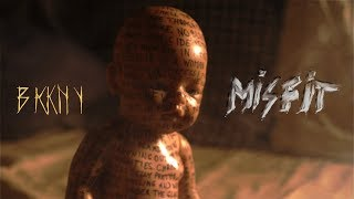 Video BKKNY (Bikkinyshop) - Misfit (official music video)