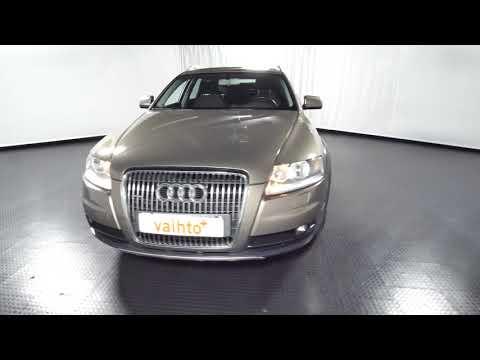 Audi A6 ALLROAD QUATTRO Avant 3.2 FSI 5d tiptronic, Farmari, Automaatti, Bensiini, Neliveto, CGK-882
