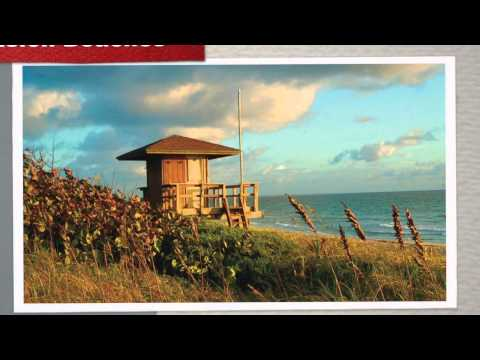 Video The BEACHES of Palm Beach County, Florida