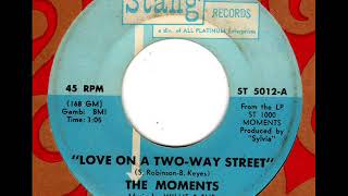 MOMENTS  Love on a Two-Way Street