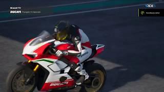 Ride 3 : Ducati Panigale V4 Speciale แรงได้ใจ