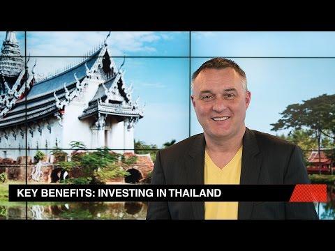 Инвестиции в Таиланд