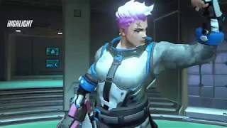 Zarya Play of the Game