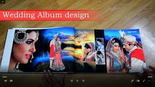 Wedding Album Design 2018