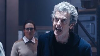 The Doctor's Speech | The Zygon Inversion | Doctor Who | BBC