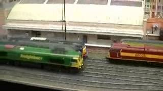 A Trip To The Wigan Model Railway Exhibition 160613 Part 12