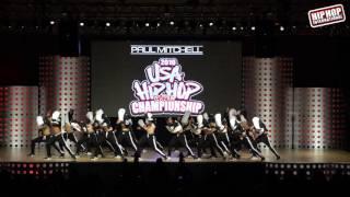 Chapkis Dance Family - Suisun, CA (Gold Medalist MegaCrew Division) @ #HHI2016 USA Finals