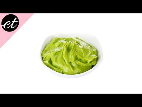 Maschere efficaci per capelli con vitamina E