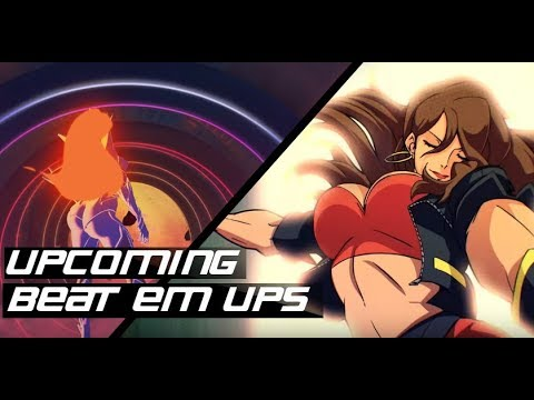 NEW AND UPCOMING BEAT EM UP GAMES FOR 2018 - 2019
