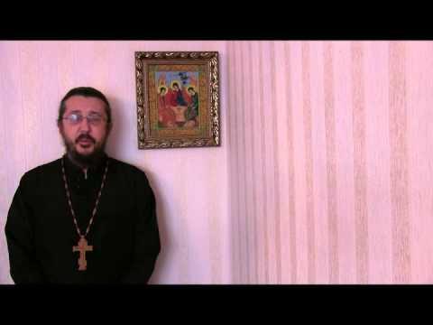 Если увела чужого мужа. Священник Игорь Сильченков