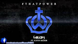 will.i.am feat. Justin Bieber - That Power [Official Lyrics Video | HD/HQ]