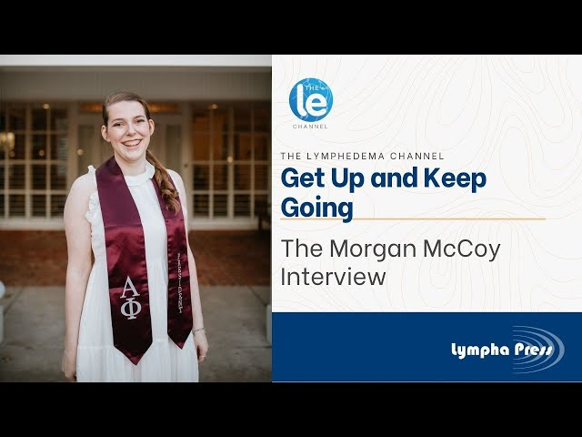 Get Up and Keep Going: The Morgan McCoy Interview