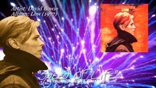 Speed Of Life - David Bowie (1977) FLAC Remaster 1080p