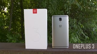OnePlus 3 Unboxing and Mini Review! (With Camera Samples)
