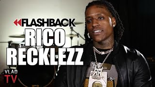 Rick Recklezz: A Big Chicago Rapper Dying Won't Make Gangs Unite (Flashback)
