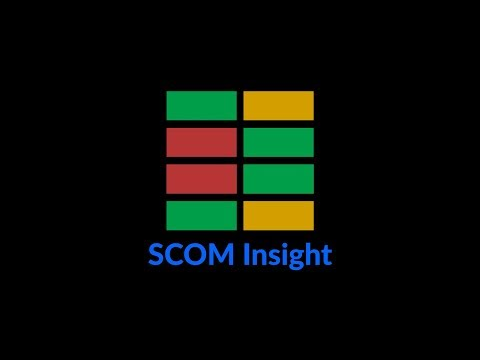 What is SCOM Insight?