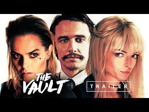 鬼才演員詹姆士法蘭科全新懸疑劇情片《The Vault》預告出爐