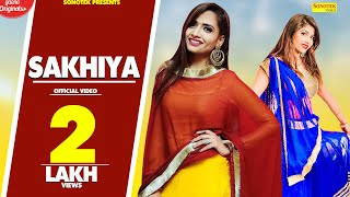 Amit Dhull, Ruchika Jangid : Sakhiya (Full Video) Sonika Singh | New Haryanvi Songs Haryanavi 2020 Video,Mp3 Free Download