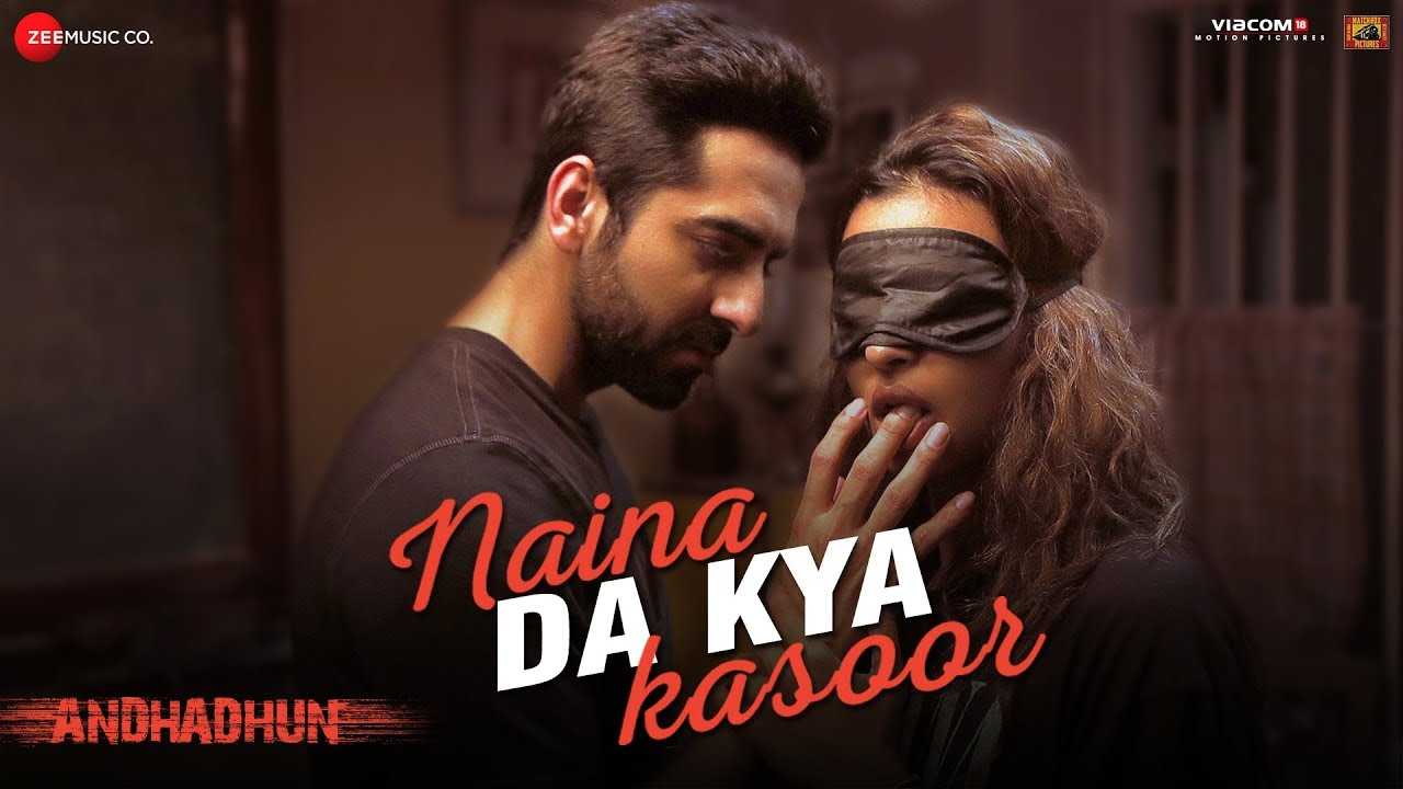 Naina Da Kya Kasoor Hindi lyrics