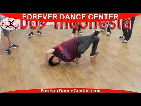 Breakdance Jakarta - FDC Break Dance School Jakarta Indonesia