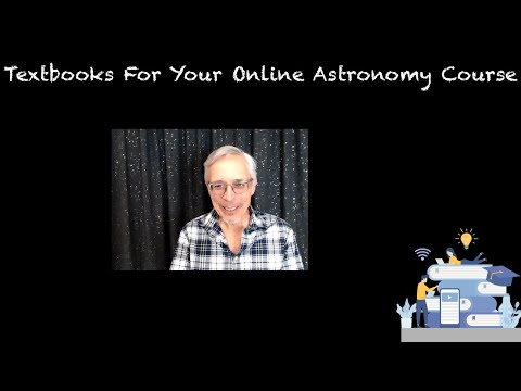 Textbooks For Your Online Astronomy Course