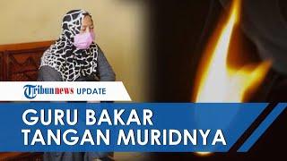 Aksi Kepala Madrasah di Lumajang Sulut Tangan Murid Pakai Korek, Perkara Uang Rp12 Ribu yang Hilang