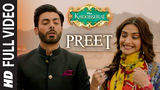 OFFICIAL: 'Preet' FULL VIDEO Song | Khoobsurat | Jasleen