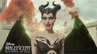 Disney's Maleficent: Mistress of Evil   Now Playing!